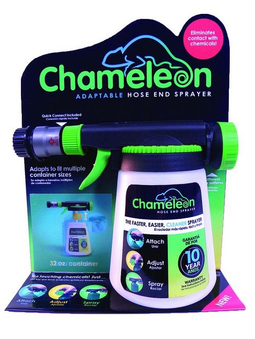 Hudson Chameleon Adaptable Hose End Sprayer Sprayer Parts U0026 Accessories Garden  Sprayers U0026 Foggers Garden Care
