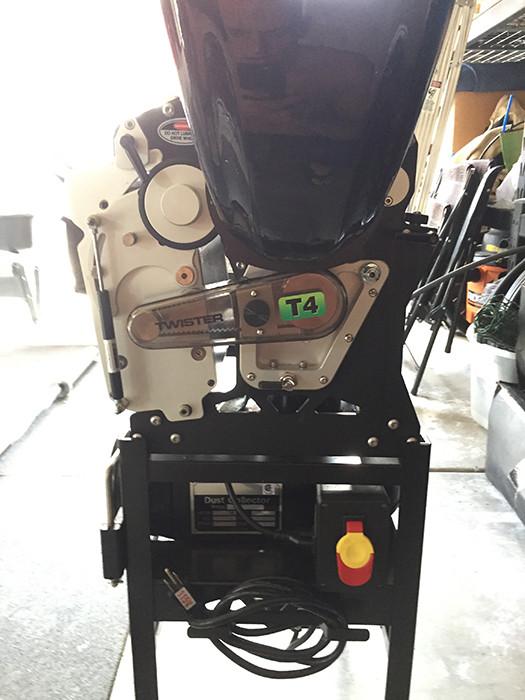 Twister T4 Trimming Machine