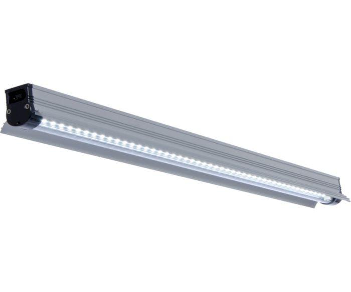 Jump Start High Output LED Bar Light, 6400K Under 100 Watt LED Grow ...