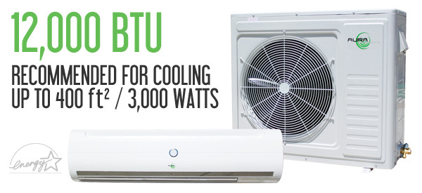 12 000 Btu Air Conditioner With Quick Connect Option