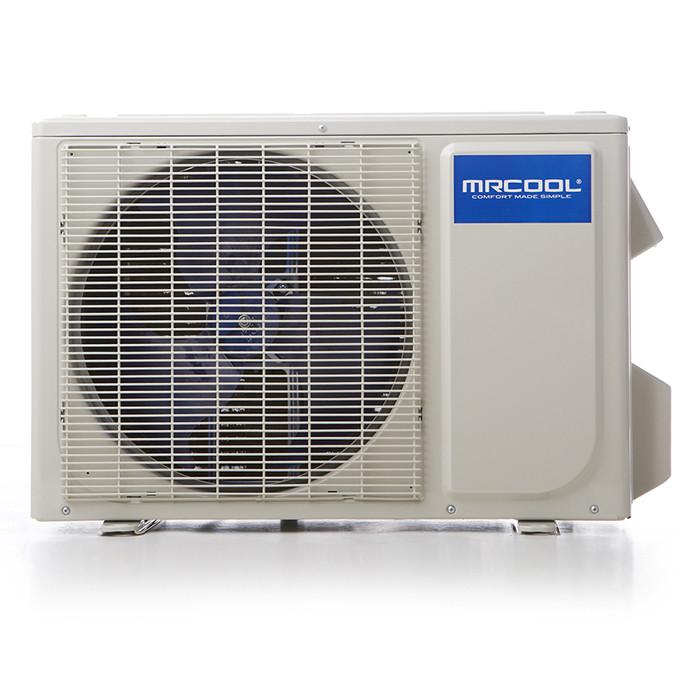 MRCOOL Oasis Hyper Heat Ductless Single Zone Mini Split Air Conditioner, 230V