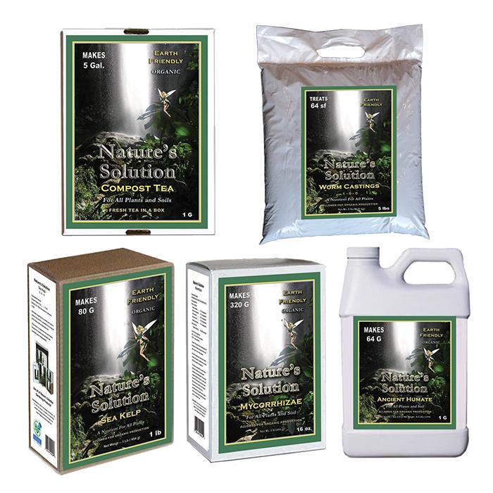 Nature S Solution Organic Mycorrhizae