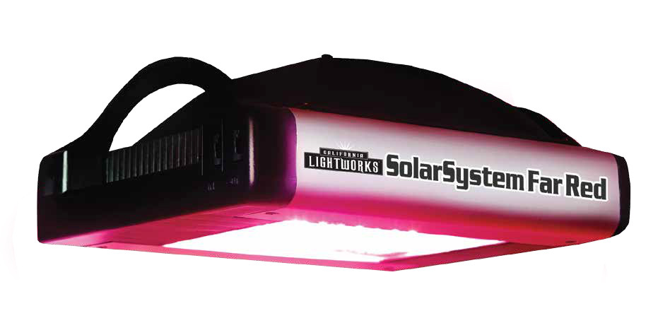 California Lightworks Solarsystem 100w Led Grow Light Far Red Spectrum Bloom Lights Spectrums