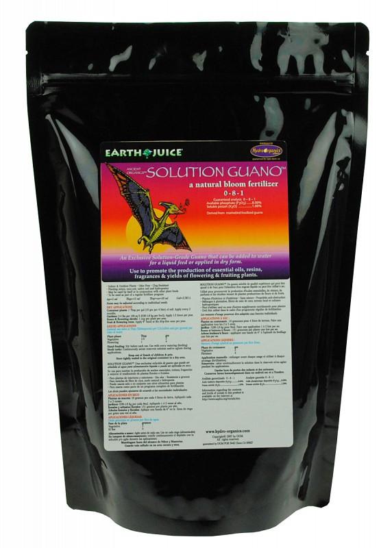Earth Juice Solution Guano Seabird Amp Bat Guano Plant
