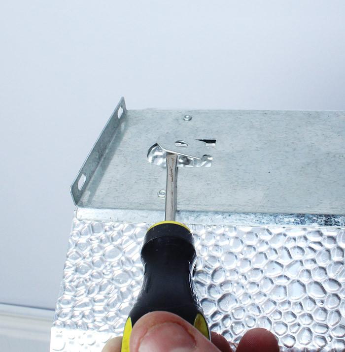 Delux Aluminum Wing Grow Light Reflector Wing Reflectors