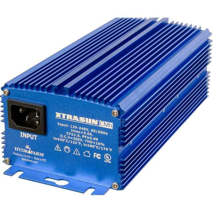 Xtrasun 315 Watt Cmh Digital Ballast 120 240 Volt Digital