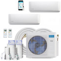 MRCOOL DIY Ductless Mini-Split AC with Heat Pump - Complete System Creator