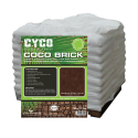 CYCO Coco Coir Brick, 5 kg - Pallet of 87 Bags