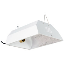 Hydrofarm Compact Fluorescent Fixture (Bulbs Not Included)
