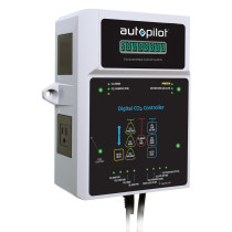 Autopilot Digital CO2 Controller with Fuzzy Logic