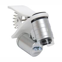 Active Eye Universal Phone Microscope 60x with Clamp