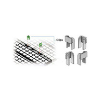 Clips for Dura-Bench Ultra - Case of 100