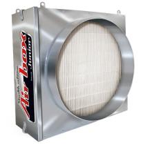 """Air Box 10"""" Hepa Intake Filter"""