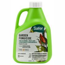 Safer Brand Garden Fungicide Concentrate, 16 oz.