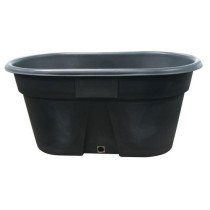 Urban Oasis Heavy Duty Gray Reservoir, 100 Gallon