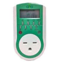 Gro1 Single Outlet Digital Timer - 240V