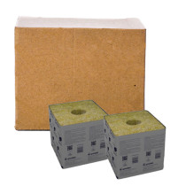 "Grodan Delta 6.5 Block, 4""x4""x2.5"", Case of 216"