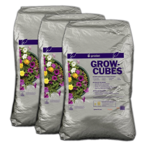 Grodan Mini Cubes, 2 cu ft bag, Case of 3