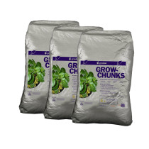 Grodan Grow Chunks, 2 cu ft Bag, Case of 3
