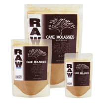 RAW Dry Cane Molasses, 2 lbs.