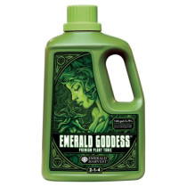 Emerald Harvest Emerald Goddess