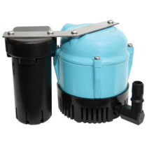 Little Giant 1-ABS Submersible Pump, 205 GPH