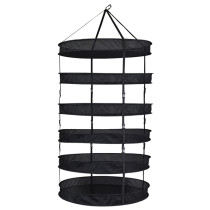 Grower's Edge Dry Rack 3 ft with Clips