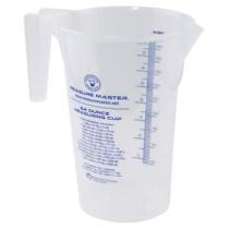 Measure Master Graduated Round Container 64 oz/2000 ml