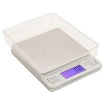 Measure Master 3000g Digital Table Top Scale with Tray