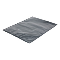 Harvest Keeper Black / Clear Precut Bags 15 in x 20 in - Pack of 50