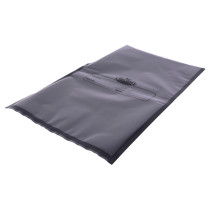 Harvest Keeper Black / Clear Precut Bags 11 in x 18 in - Pack of 50