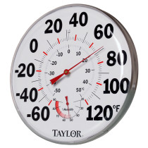Temperature/Humidity Gauge