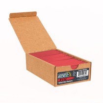 Grower's Edge Plant Stake Labels Red - Box of 1000