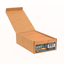 Grower's Edge Plant Stake Labels Orange - Box of 1000
