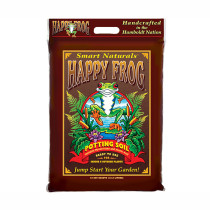 Fox Farm Happy Frog Potting Soil, 12 Dry Quarts (0.46 cu. ft.)
