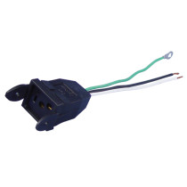 Sun System Female Receptacle 12 in. Lead