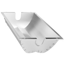 Gavita Pro M110 DE SR Reflector - For Use with Low Ceilings