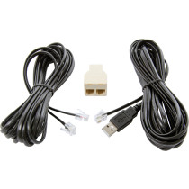 Phantom USB-RJ12 Controller Cable Pack, 15 ft.