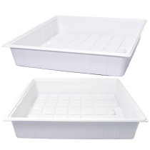Active Aqua Premium Flood Tables, Inside Dimensions - White