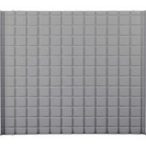 Active Aqua Infinity Tray Center, Gray, 6.5' x 5'