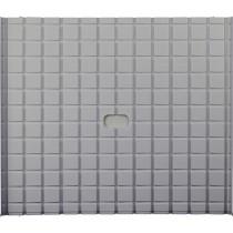Active Aqua Infinity Tray Center, Gray, 6.5' x 5' w/Drain