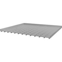 Active Aqua Infinity Tray End, Gray, 6.5' x 5' Plus (+)