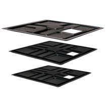Active Aqua Reservoir Covers - Black