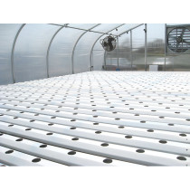 American Hydroponics 2012HL Complete NFT Growing System - Lettuce