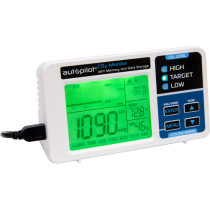 Autopilot Desktop CO2 Monitor with Removable Data Card