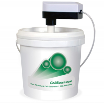 Co2 Boost Bucket and Pump