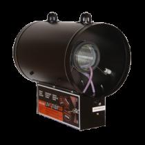 """8"""" CD-In-Line Duct Ozonator Corona Discharge"""