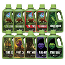 Emerald Harvest Cali Pro 2 Part Nutrient Package