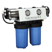 GrowoniX EX1000 - 1000GPD Reverse Osmosis Filtration System