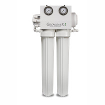 GrowoniX EX800-HF - 870 GPD Reverse Osmosis Filtration System with Tall Filters